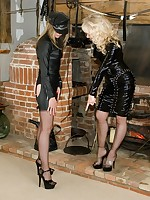 sexy girls enjoy fetish fun