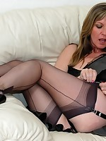 toy fun for milf in nylons