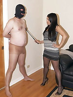 Jade Indica pantyhose punishment pics